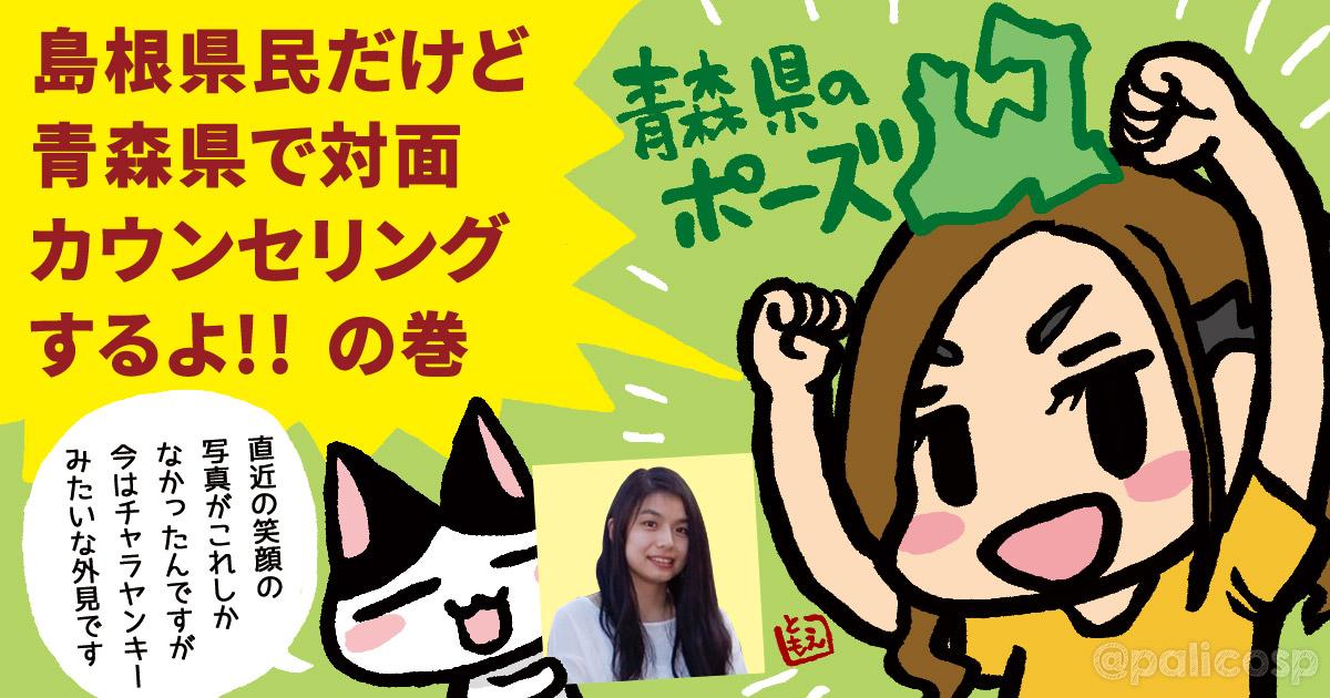 青森県で出張対面カウンセリング行います