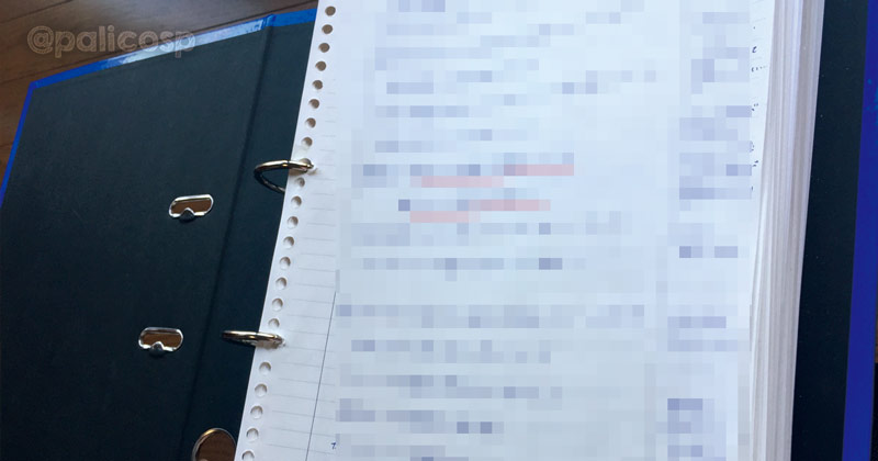 1分間ノート術を元にまとめたノート